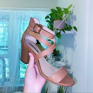 Cosmopolitan Heeled Sandals
